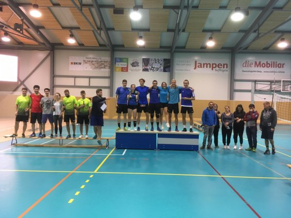 5. Volleynight 2019: Podest Plausch Turnier